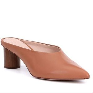 AD & Daughters Luton Leather Dress Mule